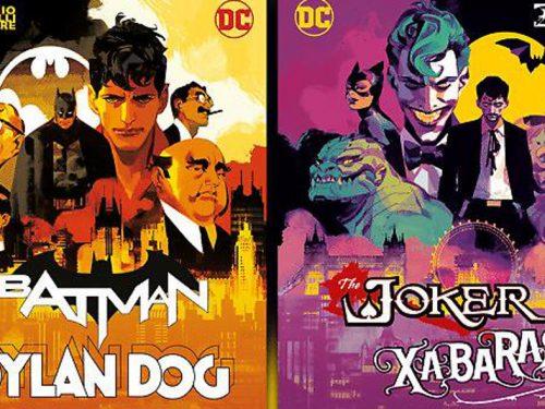 Batman e Dylan Dog