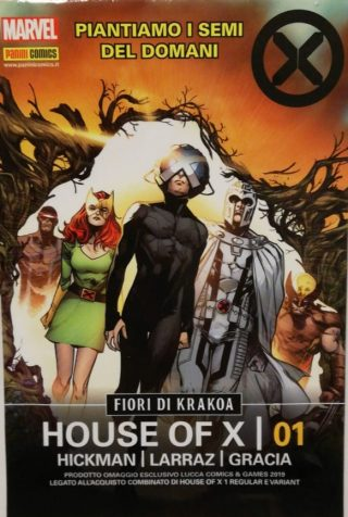 Cover di House of X
