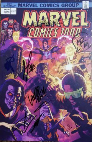 Marvel 1000 - la cover USA