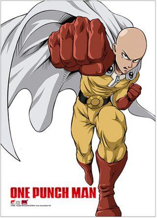 Gli allenamenti dei supereoi - Saitama