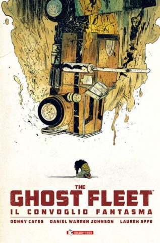 Ghost fleet - la cover