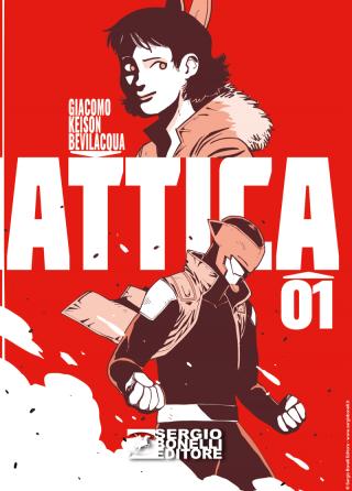 Copertina Attica