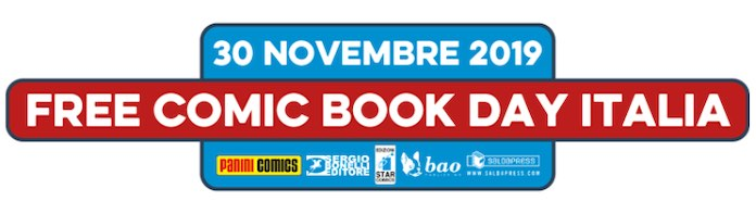 Free comics book day - Logo dell'iniziativa