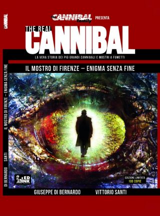 The Real Cannibal - la cover variant