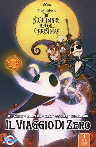 The Nightmare Before Christmas – Il viaggio di Zero 1