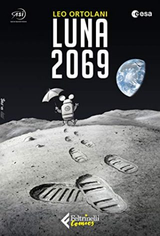 fumetti da regalare a Natale Luna 2069
