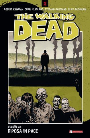 fumetti da regalare a Natale The Walking Dead 32