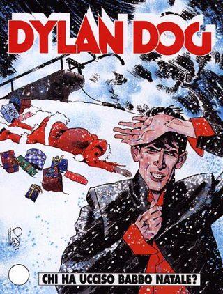 fumetti da leggere a natale - Chi ha ucciso Babbo Natale?