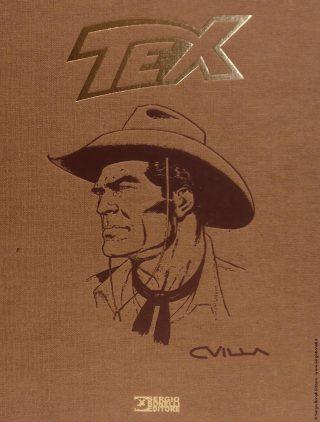 Tex l'inesorabile - cover prima stampa