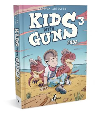 Kids with guns cover