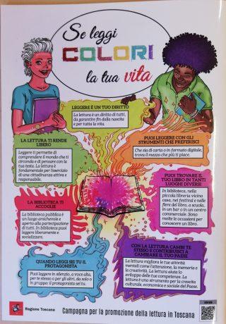 Se leggi colori la tua vita