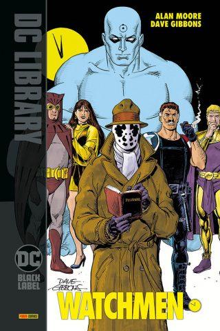 Consigli per le letture estive - Watchmen