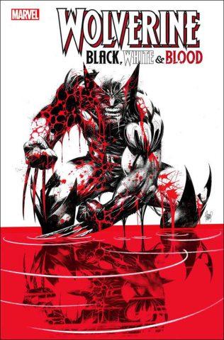 Wolverine Tinte Rosso Sangue cover