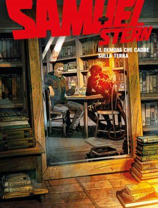 Samuel Stern 21 - cover